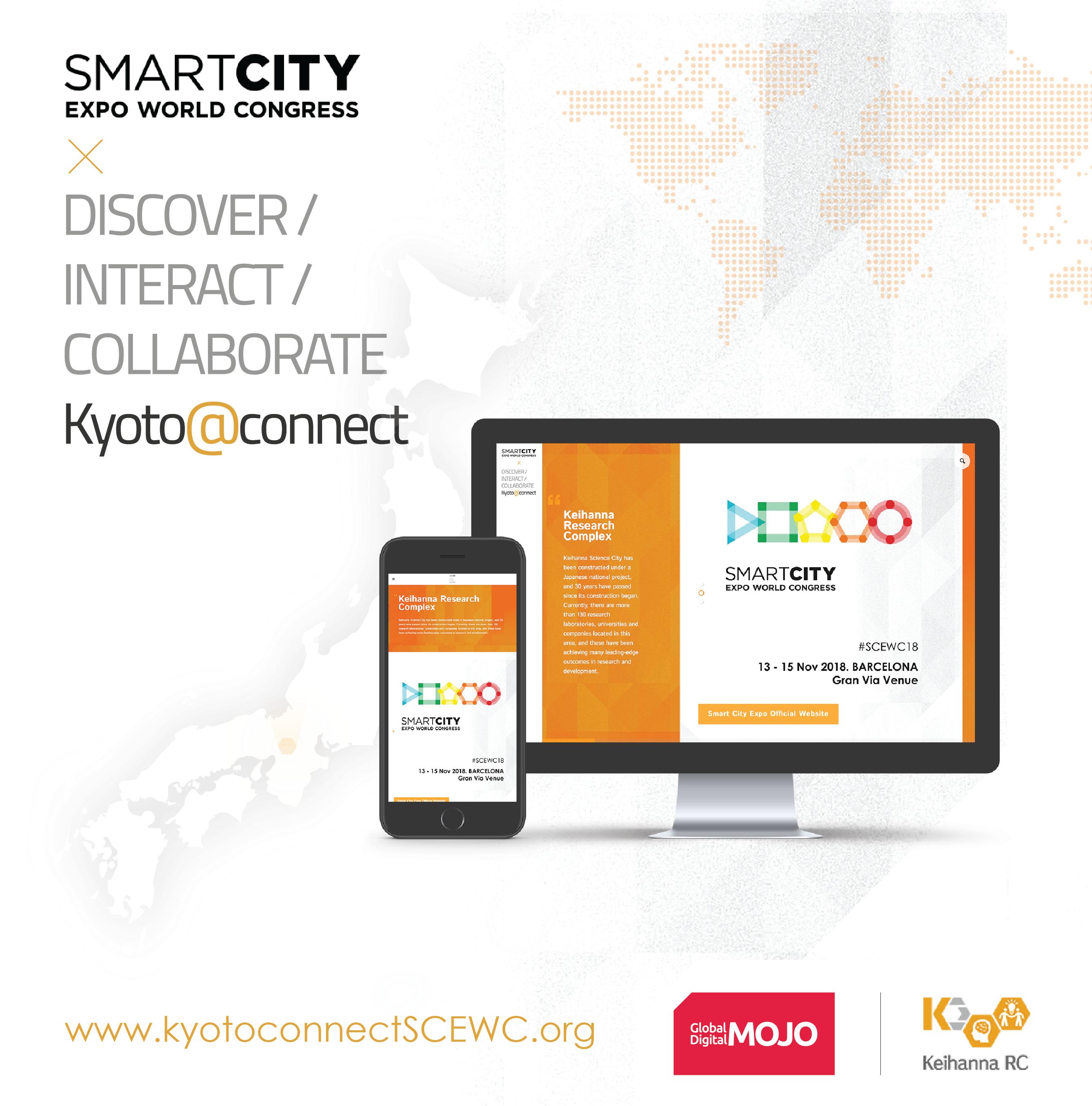 MOJO Launches the KeihannaRC Smart City Startup Campaign